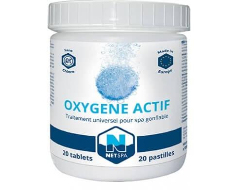 netspa oxygene actif