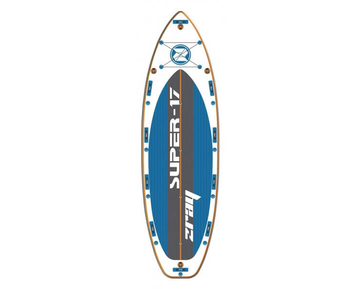Stand Up Paddle Gonflable Zray S17