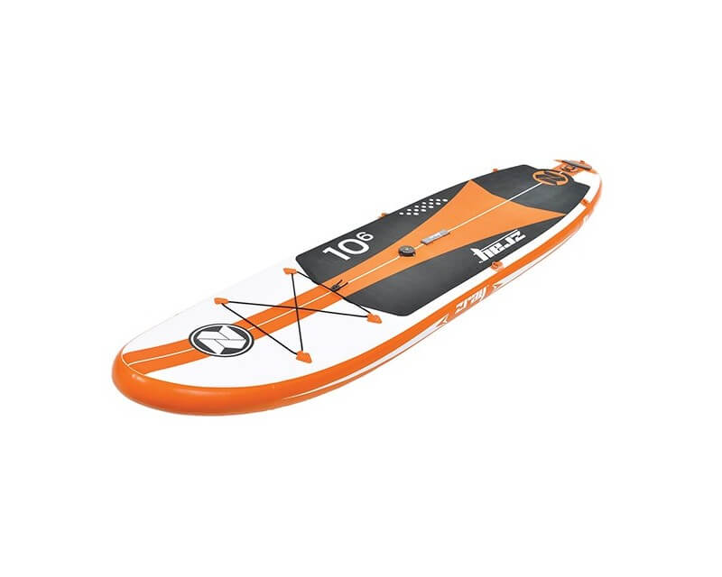 Stand Up Paddle Gonflable Zray W2 Windsurf 10 6 Voile