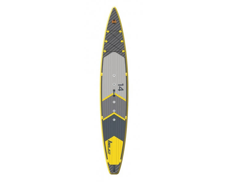 stand up paddle gonflable zray r2