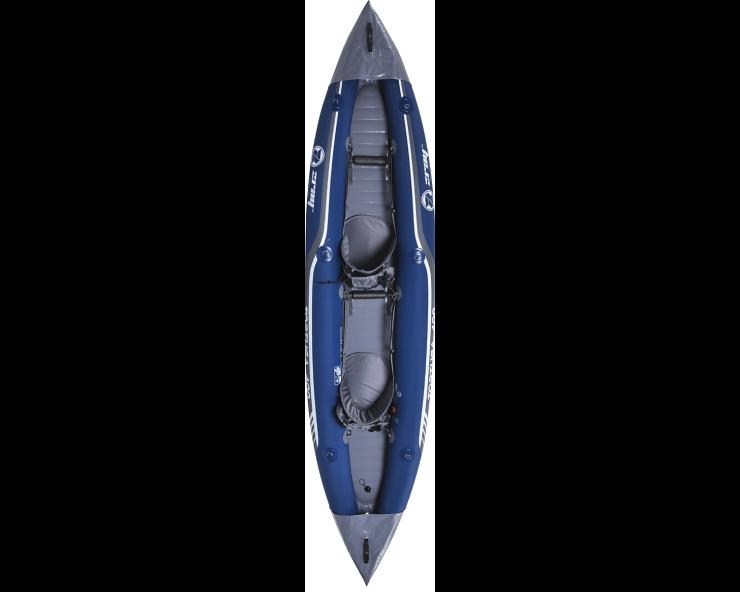 zray tortuga  kayak gonflable
