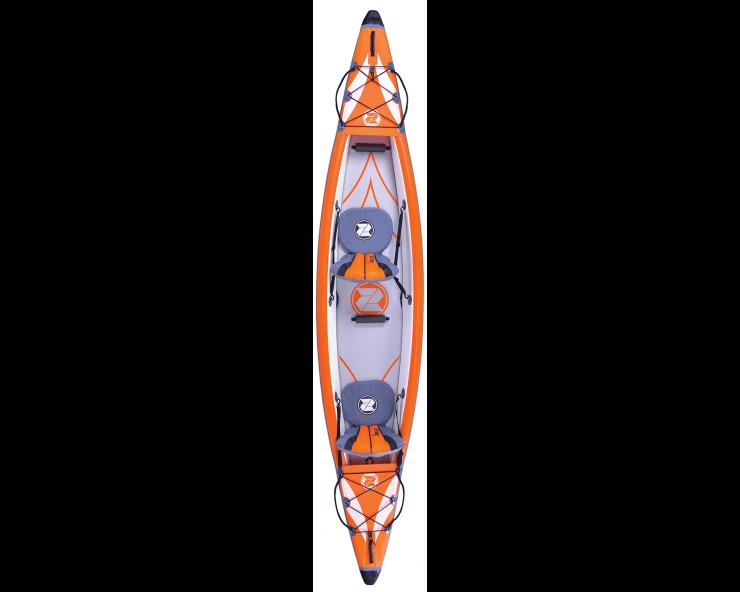 zray drift kayak gonflable avis