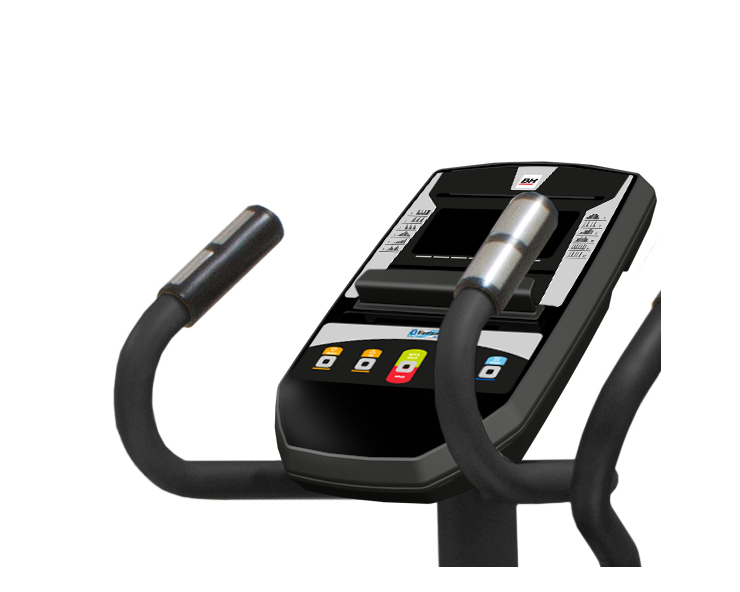 bh fitness cdr studio velo elliptique