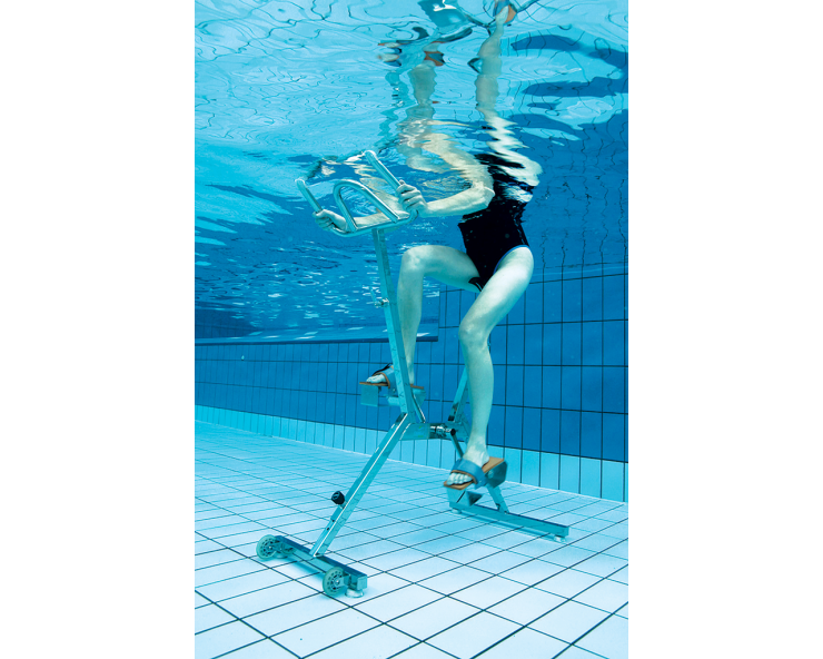 velo pour piscine waterflex family bike