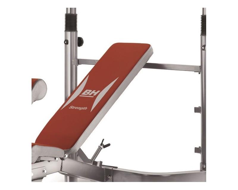 Banc De Musculation Optima Press Bh Fitness Declicfitness