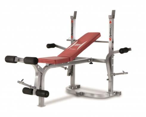 banc musculation optima flex