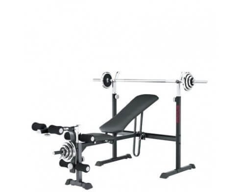 Banc De Musculation Declic Fitness
