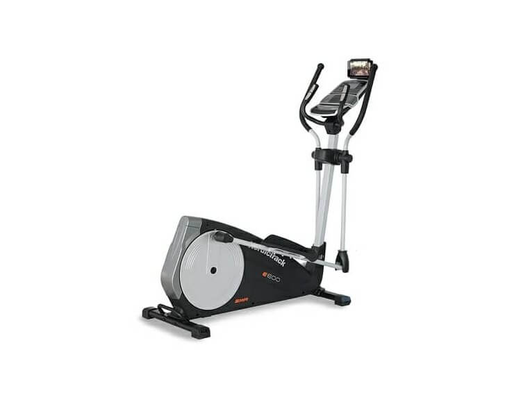 velo elliptique nordictrack e600