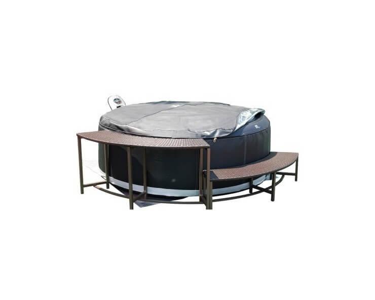 module spa hors sol mspa