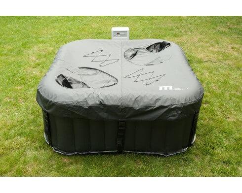 couverture sauna mspa
