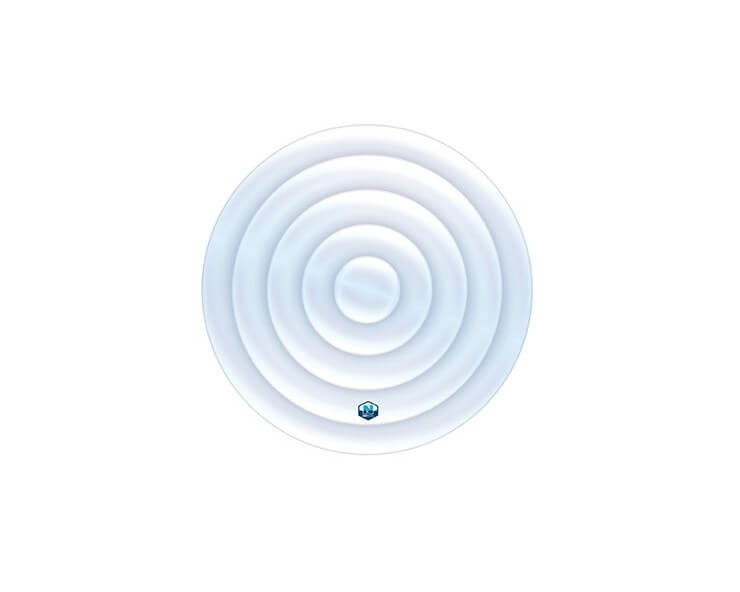 couvercle gonflable rond netspa