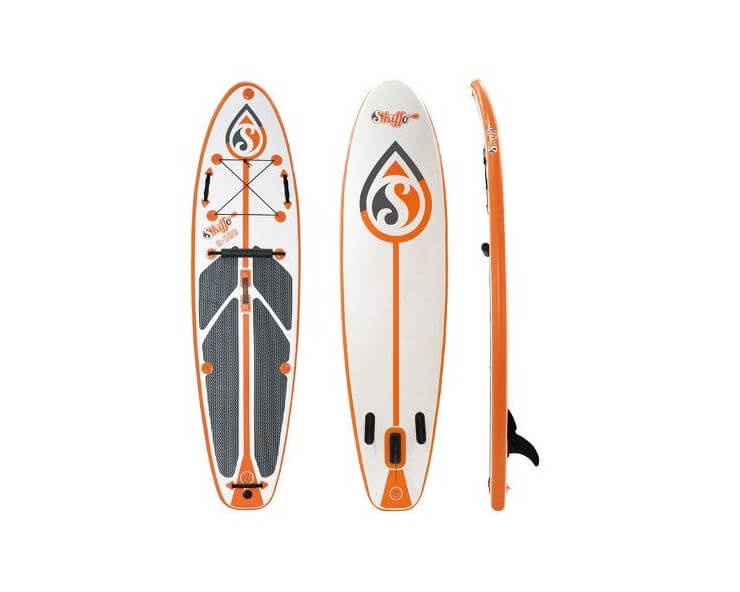 sup gonflable skiffo s100