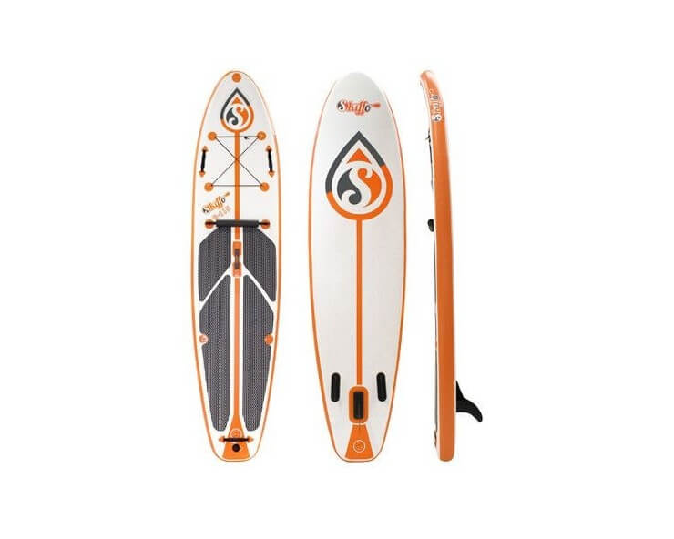 sup gonflable skiffo s 115