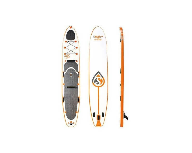 stand up paddle gonflable skiffo s 220