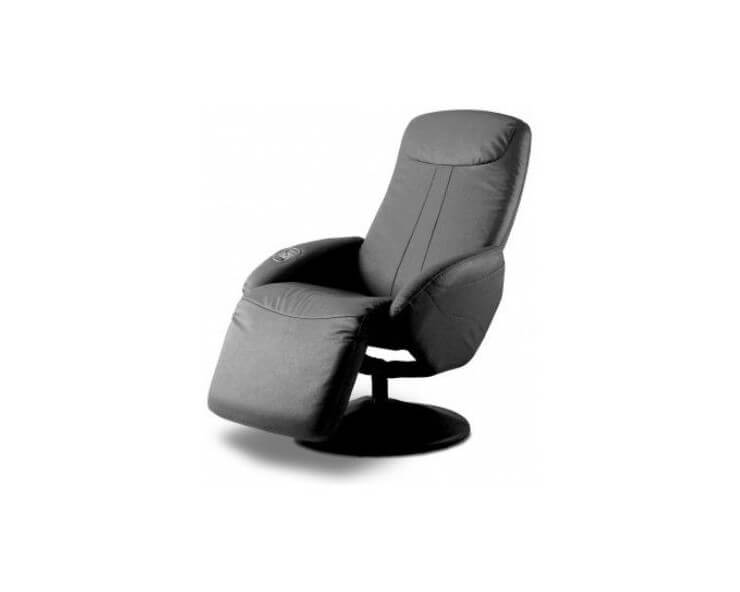 tecnovita capri fauteuil de massage noir