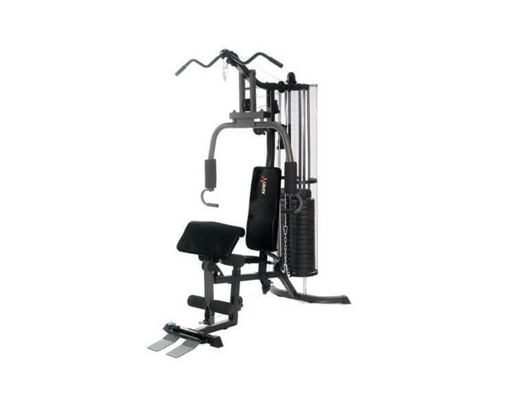banc musculation charge guidee dkn studio 7400