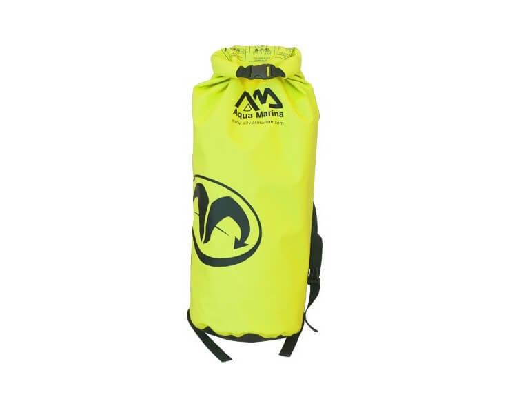 sac à dos étanche 25 litres pour paddle aquamarina