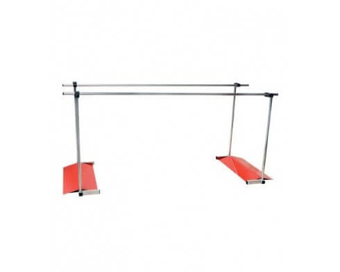 barres parallèles de piscine 2,5 mètres