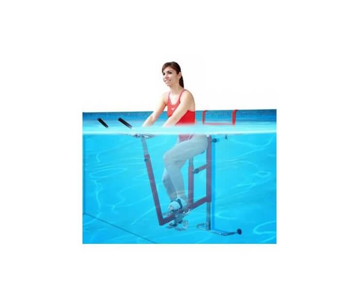 aquabike suspendu clem archimede