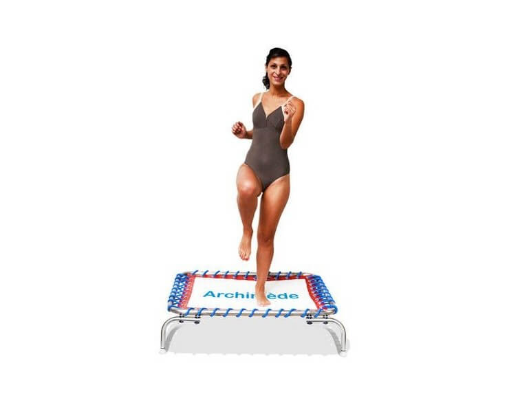 trampoline piscine archimede d 950