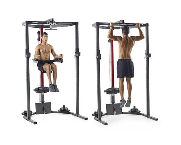 weider power rack