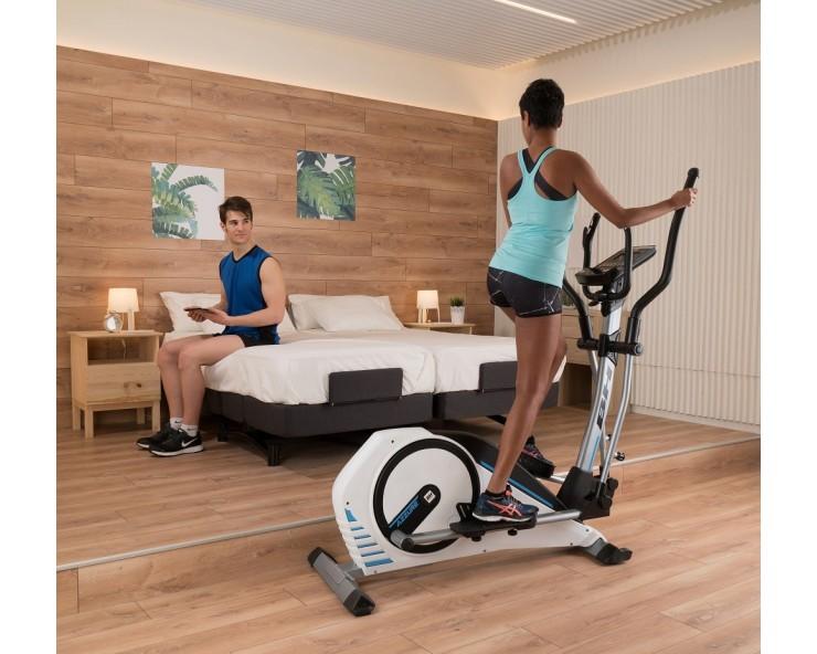 acheter vélo elliptique bh azzure TFT