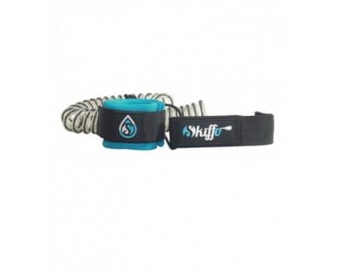 skiffo surf leash coiled 8 mm