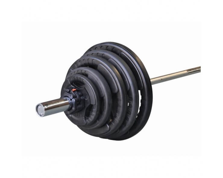dkn set olympique 130 kg
