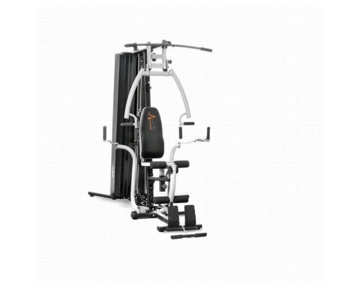 dkn studio 9000 banc musculation charge guidee