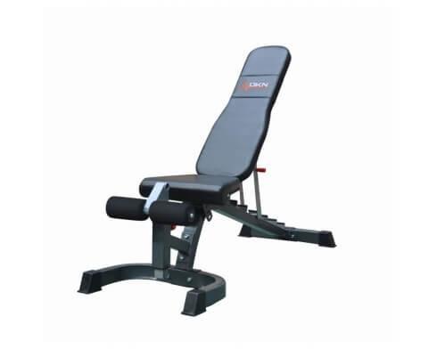 dkn banc musculation heavy duty