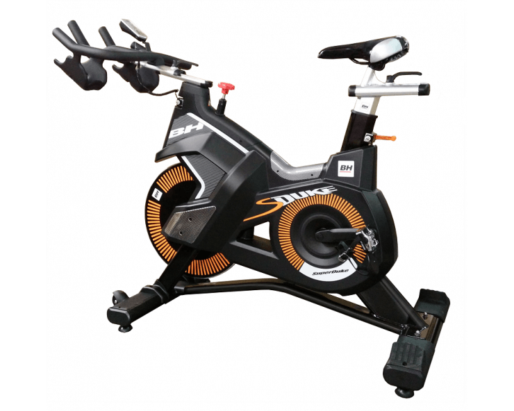 velo de spinning professionnel bh fitness