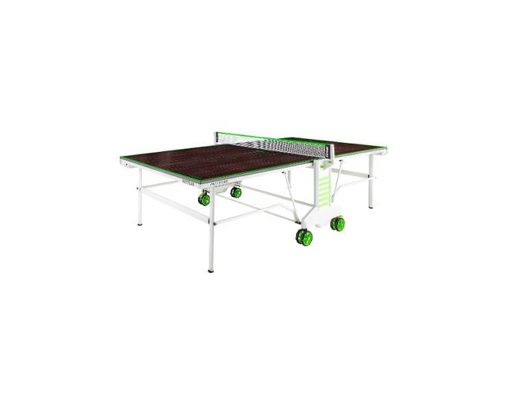 table ping pong kettler wood pong