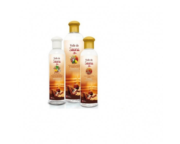 camylle voile sauna luxe 250 ml