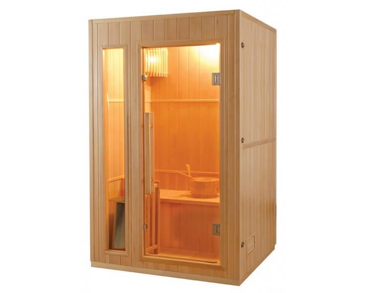 sauna vapeur zen 2 places
