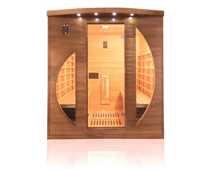 sauna infrarouge spectra 4 places avis