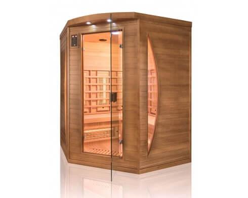 sauna infrarouge spectra 3 places