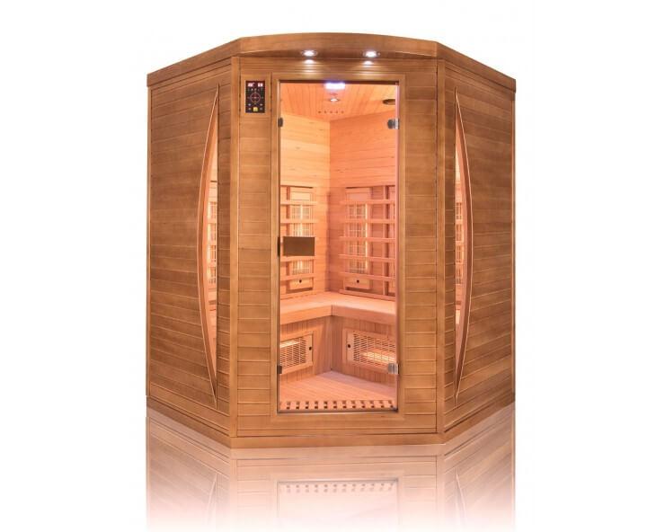 sauna infrarouge france sauna spectra 3c