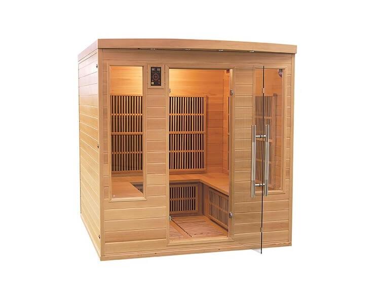 sauna infrarouge apollon family