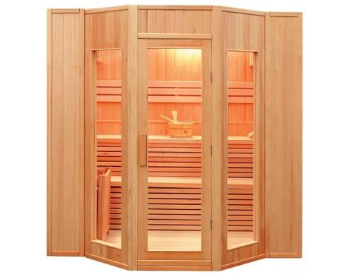 sauna vapeur zen 5 places france sauna