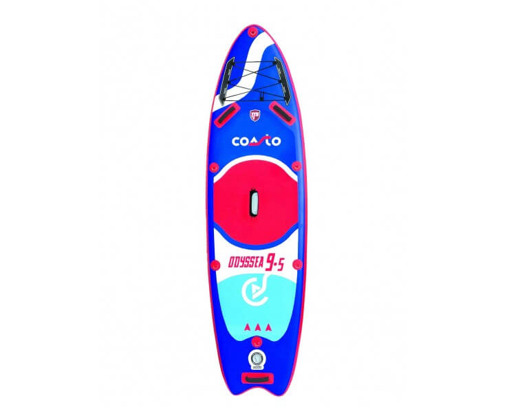 stand up paddle gonflable coasto Odyssea 9.5