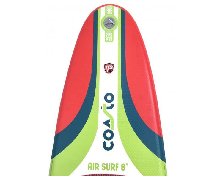 coasto planche de surf gonflable