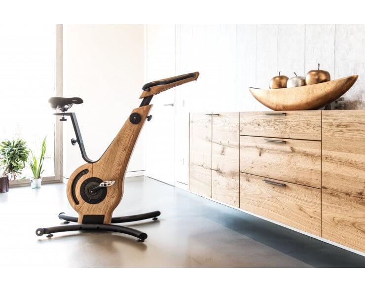 vélo de cycling chêne nohrd