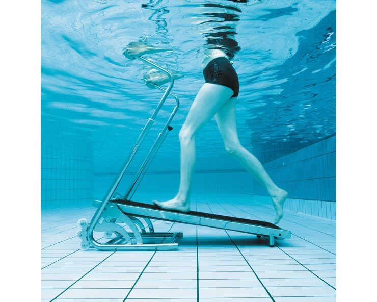 waterflex aquajogg tapis de marche aquatique