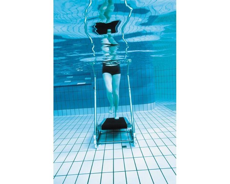 waterflex aquajogg tapis roulant aquatique