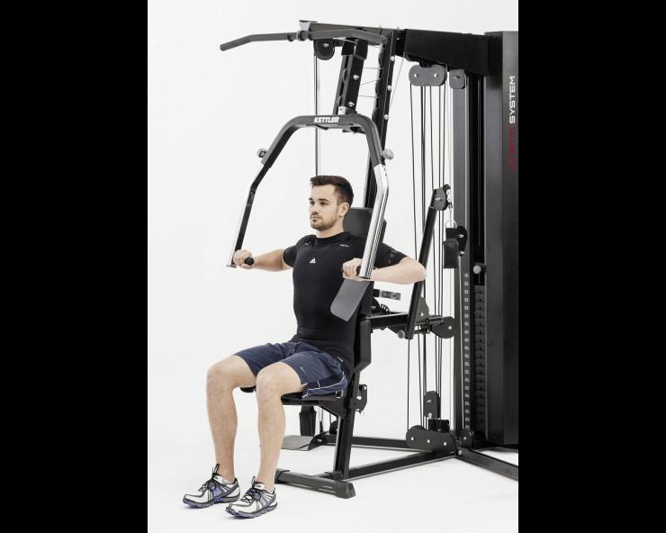 kettler appareil musculation kinetic system