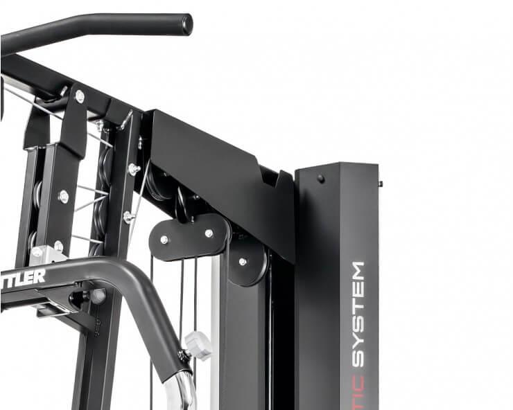 acheter appareil de musculation kettler kinetic system
