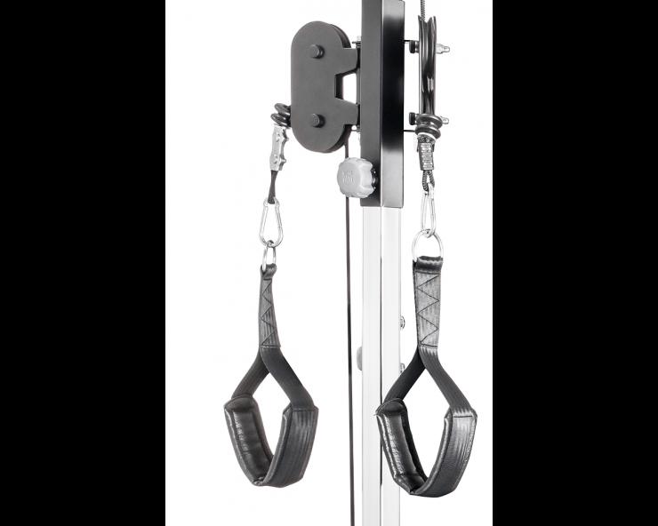 double tirage de câble kettler kinetic system