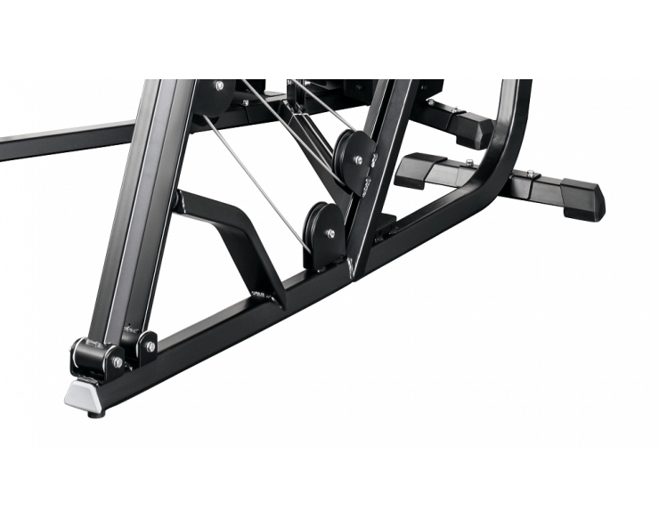 kettler appareil de musculation module presse à cuisse kinetic system