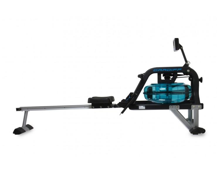 rameur a eau bh fitness cardiff r370