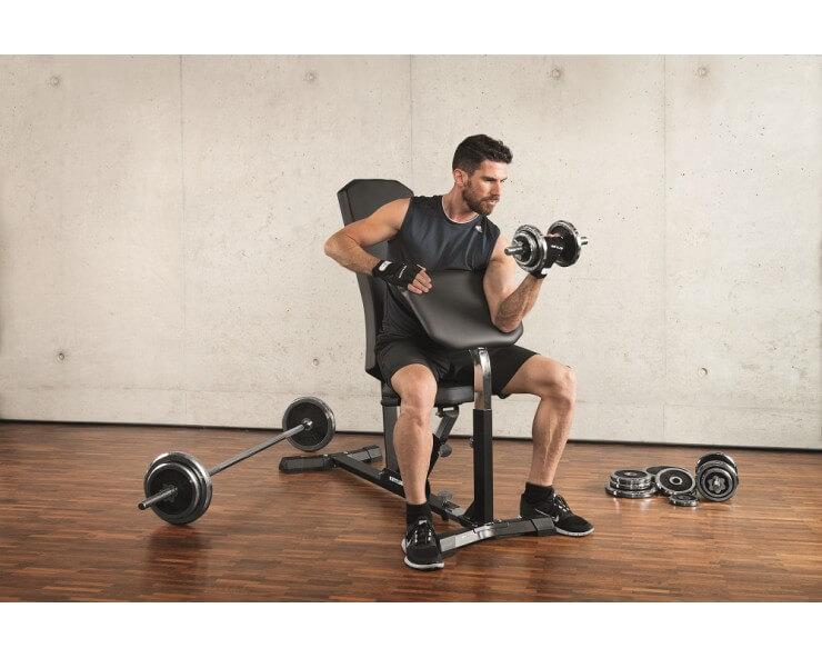 pupitre biceps kettler